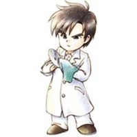 Image of Doctor Trent