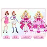 Image of Haruka Haruno / Cure Flora