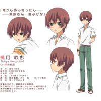 Image of Shinya Momotsuki