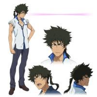 Image of Kennosuke Tokisada Ouma
