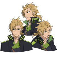 Seraph Of The End Anime Characters