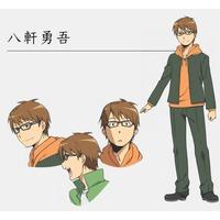 Image of Yugo Hachiken