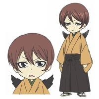 Image of Shinjirou Kurama (young)