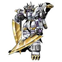 Image of AncientGarurumon