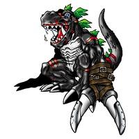 Image of DarkTyrannomon