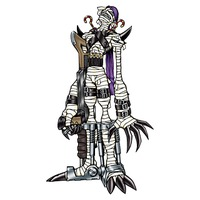 Image of Mummymon