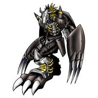 Image of Black War Greymon