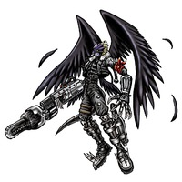 Image of Beelzemon Blast Mode