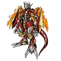Image of BurningGreymon