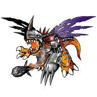Image of MetalGreymon