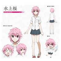 Image of Sakura Mizukami