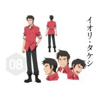 Image of Takeshi Iori