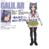 Image of Galil