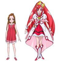 Image of Aguri Madoka / Cure Ace