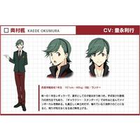 Profile Picture for Kaede Okumura