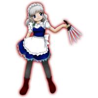 Image of Sakuya Izayoi