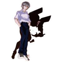 Image of Kaworu Nagisa