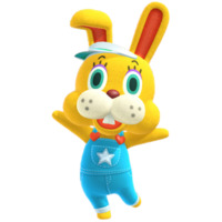 Image of Zipper T. Bunny