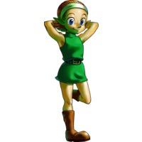 Image of Kokiri Girl