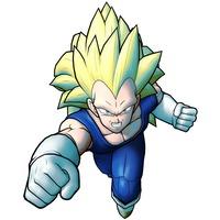 Image of Super Saiyan 3 Vegeta
