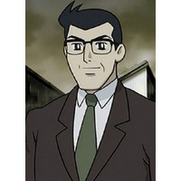 Image of Professor Shikishima