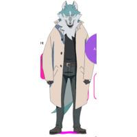 Image of Shirou Ogami (Beastman form)