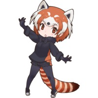 Image of Red Panda (EX)