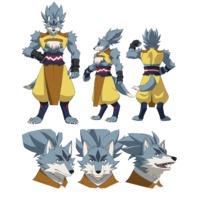 Image of Tigerwolf