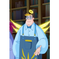 Image of Angel Librarian