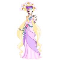 Image of Queen Rachel of Linphea