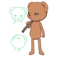 Image of Mr. Bear