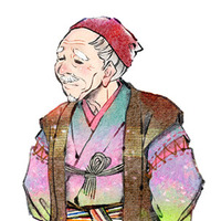 Image of Old Man Hanasaka