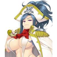Image of Female Pirate Captain