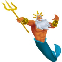 Image of King Triton