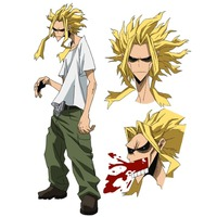 Toshinori Yagi (true form)