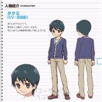 Image of Takumi