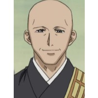 Image of Buddhist abbot