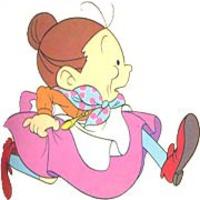 Image of Mrs. Pepper Pot 'Mrs. Spoon'