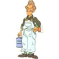 Image of Mr. Pepper Pot