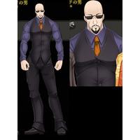 Image of Skinhead Man