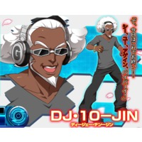 Image of DJ 10-Jin