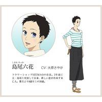 Image of Rokka Shimao