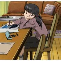 Image of Kageyama's daughter