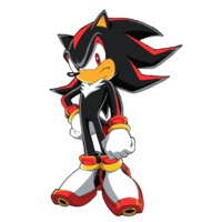 Image of Shadow the Hedgehog