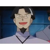 Image of Professor Sebastian