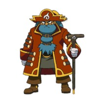 Image of Captain Phantom