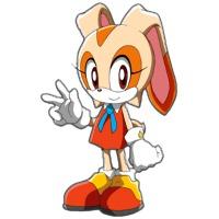 Image of Cream the Rabbit
