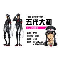 Image of Yamato Godai