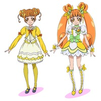 Image of Alice Yotsuba / Cure Rosetta