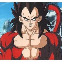 Image of Super Saiyan 4 Vegeta